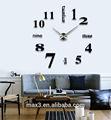 max3 quartz relógio de parede para casa decorações 3d eva relógiosdeparede para presentes