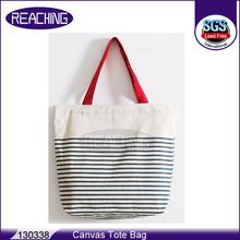 Canvas tote bag for shopping, Cotton shopping bag supplier, Recycle bag canvas