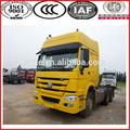 الصينية الرخيصة 336hp sinotruk howo شاحنة جرار 6x4 للبيع