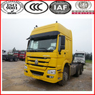 336hp cheap Chinese Sinotruk howo 6x4 tractor truck for sale
