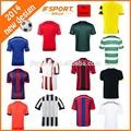 2014 copa mundial de fútbol jersey al por mayor, baratos de fútbol los uniformes del equipo, nacional de fútbol jersey