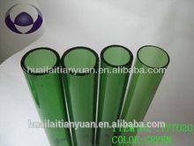 lead free colored borosilicate glass tube 3.3