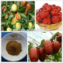 Jujuboside, jujube seed extract, Chinese date seed extract, jujube fruit extract,