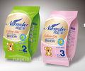 a medida de alta calidad de la leche en polvo en bolsas de 25kg