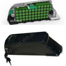 hot sell 48v 11.6ah newest bottle light electric bike battery