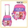 Frozen Kids & Teens Pink, girl trolley school bag,kids trolley bag