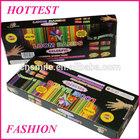 Fashion Promotional Customized Fun DIY silicone bracelet Crazy Cheap loom kit original