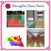 Professional Floor Paint Manufacturer-High-Performance Acrylic Paint Floor Coating