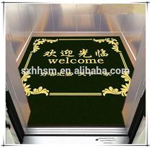 Elevator mat