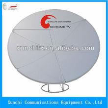 C-band 180cm tv satellite antenna