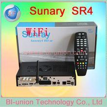 triple tuner sunray4 800se sim a8p +WIFI 800 HD Se Sr4 With Original Software Main Feature: DVB receiver Sunray4 800 se
