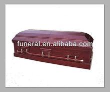 le cercueil de papier en provenance de chine