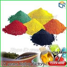 used for floor/terrance color concrete pigment/piant/colorant/dyestuff