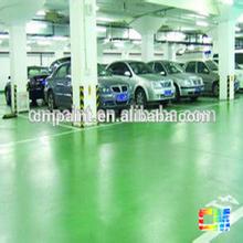 waterborne two component Phenolic Resin Anti-Corrosion polyurethane Floor coating