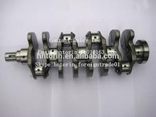 6D125 Engine Crankshaft