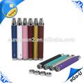 2014 hot ecig ego - u bateria com usb passthrough e várias cores de boas vindas para gmail