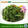 UMAMI and iodine rich kombu seaweed salad