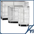 TSD-W4605 Glass Lockable Glass Display Cabinets/Glass Display Cabinet Crystal
