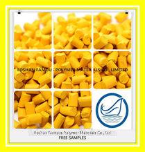 PP/ PE master batch Yellow Masterbatch Y3799