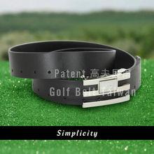 luxury leather golf gift