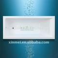Hot vender barato acrílico banheira de plástico( xmm- 31)