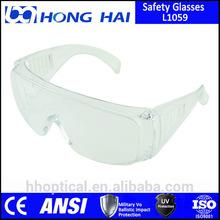 European Size VIP Safety Goggles EN166/ANSIZ87.1