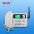 Sem fio GSM sistema de alarme de incêndio