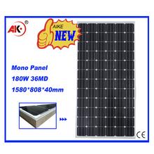 Monocrystalline low cost solar module