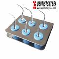 Dental escalador consejos kit estándar de ajuste epks+holder ems escalador ultrasónico dental pieza de mano