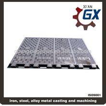 epoxy coating BS EN124 standard ductile iron concrete manhole cover