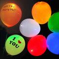 bunte logo druck führte ballon