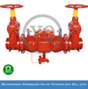"XYQDFQ 8T-16Q Reduced Pressure Zone Backflow Preventer (Grooved), PN 1.6MPa, DN 2 1/2""-16"""