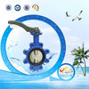 Wafer Type Butterfly Valve of coffee bag with one way valve