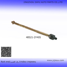 Salable auto spare part rack end for NISSAN CEFIRO A33 made in China OE NO. 48521-2Y405 555 NO. SR-4880