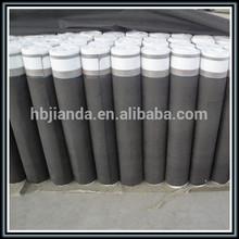 High friction lightweight roofing felt sheet