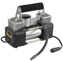 60L/min double cylinders car air compressor
