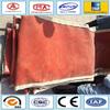 Fan joint silicone impregnated fiberglass cloth