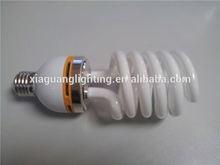 plant growing energy saving bulb half spiral