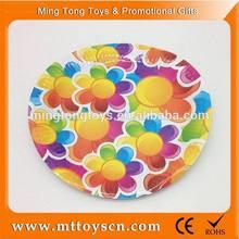 7' wholesale colorful disposable paper plate