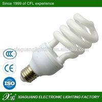 enerji tasarruflu lambalar.ampuller.cfl lambalar half spiral
