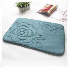 car slip mat/Memory foam bath mat_ Qinyi