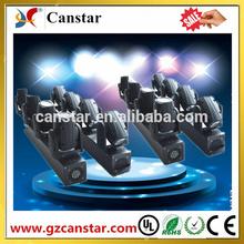 Hot sale disco light 4 pcs RGBW 4in1 LED moving head beam bar light