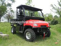 1000cc atv quad with Daihatsu engine, farmboss II
