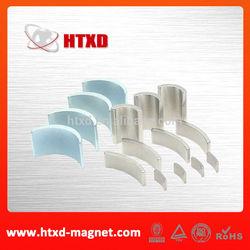 Neodymium arc magnet motor magnet