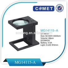 MG-14115-A Magnifier glass/Folding Magnifier/Best Magnifier led magnifier