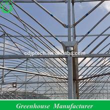 S 2.75 X 500 Galvanized Greenhouse Rain Gutter
