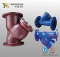 industrial tubulação de água médio filtro y