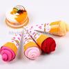 towel cake cupcake/cake towels gift compressed/gift basket towel cake