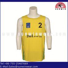 basketball jersey/basketball wear/uniform/top