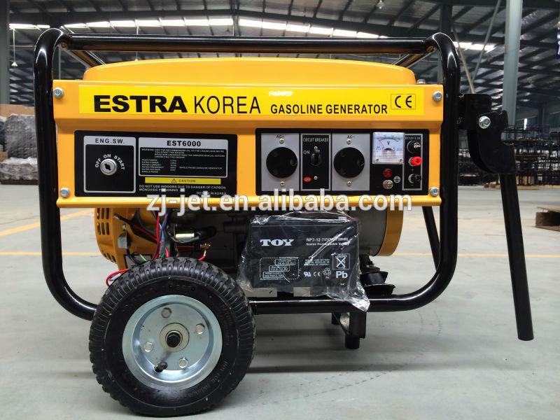 Generador de gasolina ASTRA corea ESTRA corea ORIGNAL 2KW 3KW 4KW ...